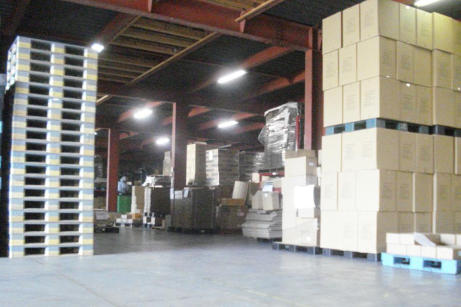 総敷地面積約6,000坪 埼玉県内の5つの倉庫であらゆるニーズに対応します